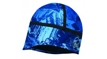 Buff® gorro(-a) Windproof Hat solid tamaño S/M mountain bits azul