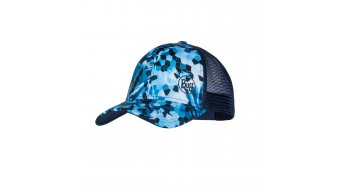 Buff® Bugslinger Trucker Cap adults cap mosaic camo navy blue
