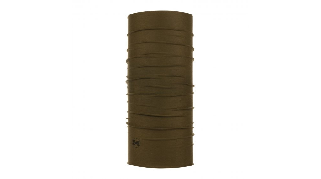 Buff® CoolNet® UV+ Insect Shield® Multifunktionstuch (Conditions: Hot) Gr. unisize solid military