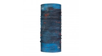 Buff® El Camino de Santiago COOLNET UV+® Erwachsene Multifunktionstuch (Conditions: Hot) peninsula denim