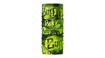 Buff® Original Multifunktionstuch (Conditions: Cool) log us yellow fluor
