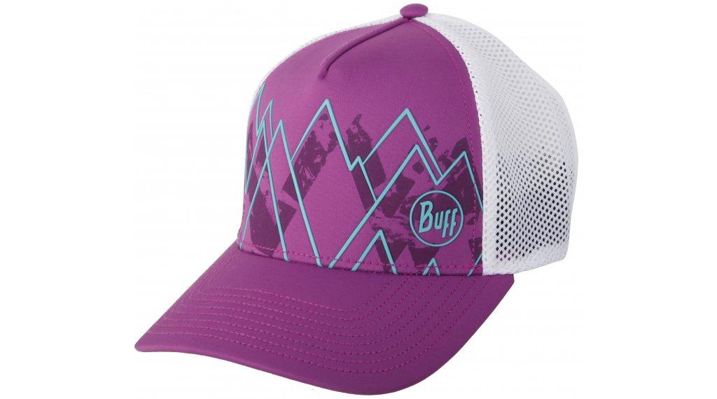 Buff® Trucker Tech Cap Kappe Erwachsene Gr. M/L solid violet