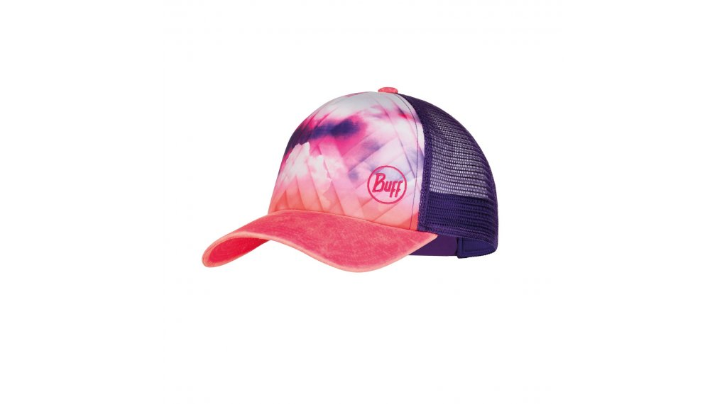 Buff® Trucker Cap Kappe (Conditions: Hot) Gr. unisize ray rose pink