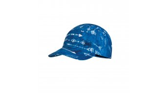 Buff® Pack Cap Kids Cap 帽 儿童 (Conditions: Hot) 型号 unisize archery blue