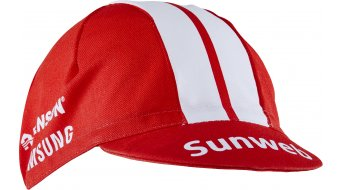 Craft Team Sunweb bike race cap unisize sunweb red