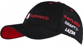 Craft Team Sunweb Podium cap unisize black