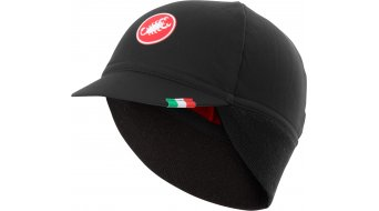 Castelli Difesa Thermal cap size  unisize black/red