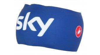 Castelli Team Sky Viva Head bandeau bandeau taille unique dark ocean