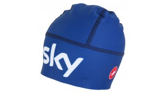 Castelli Team Sky Viva Skully Unterziehmütze Gr. unisize dark ocean