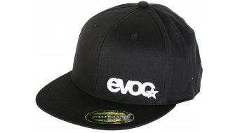 EVOC logo environ casquette Flex Fit taille L black Mod. 2017