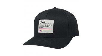 Fox Analog Flexfit Kappe Herren black