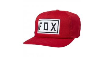 FOX Drive Train Snapback cap men unisize chili