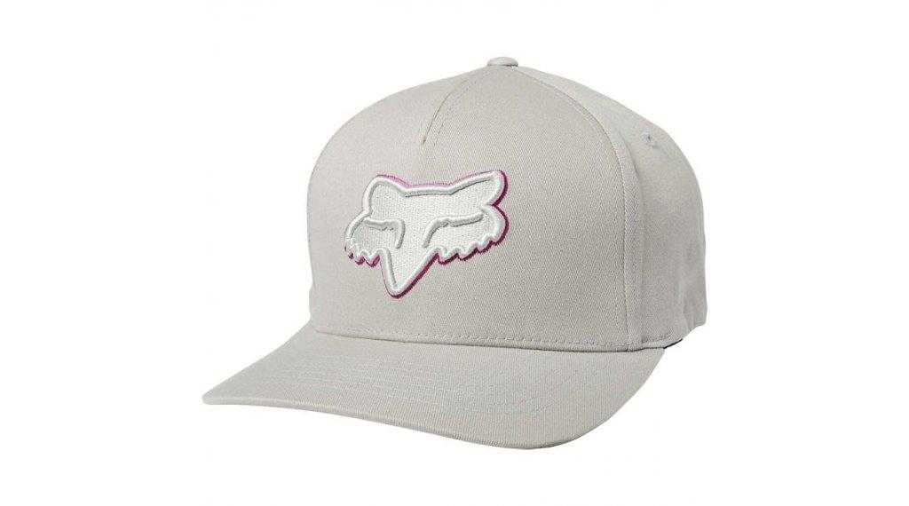 Fox Epicycle Flexfit 帽 男士 型号 S/M grey/粉色