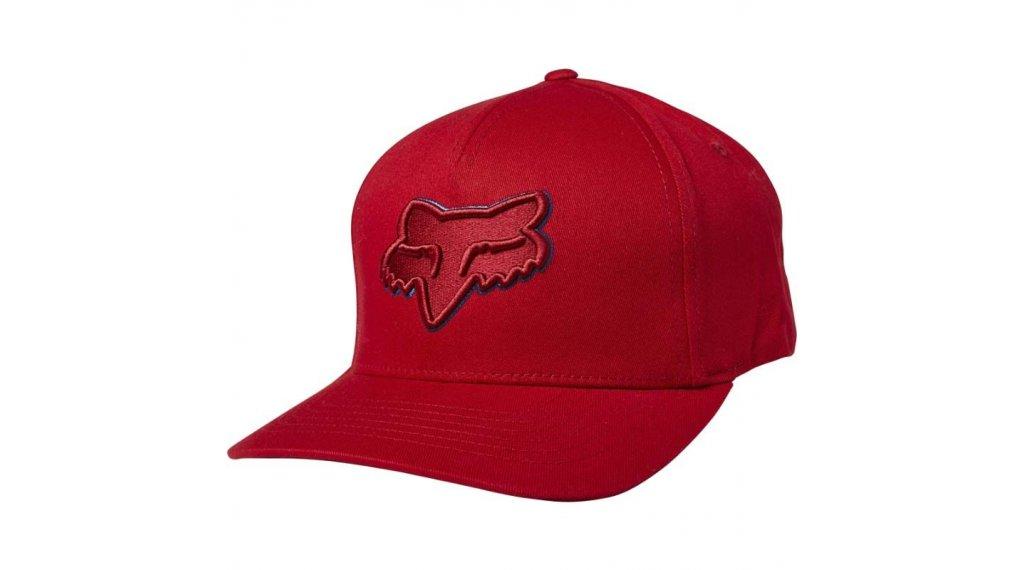 Fox Epicycle Flexfit 帽 男士 型号 S/M chili