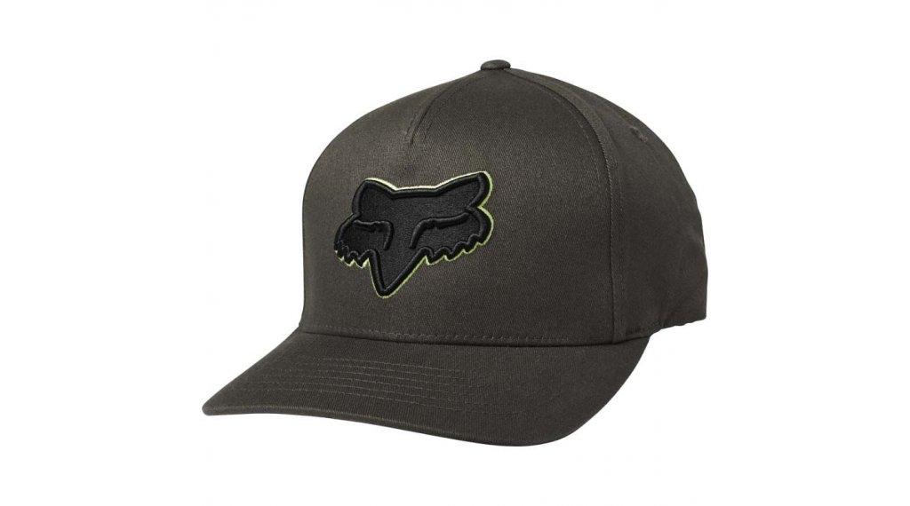 Fox Epicycle Flexfit 帽 男士 型号 S/M black vintage