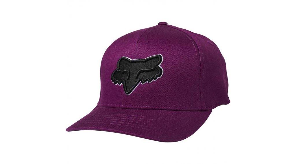 Fox Epicycle Flexfit 帽 男士 型号 S/M dark purple