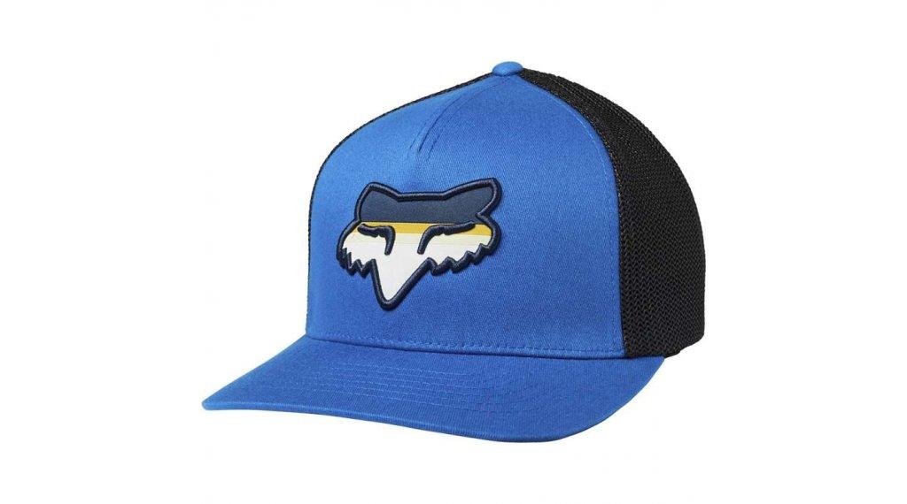 Fox Head Strike Flexfit Kappe Herren Gr. S/M royal blue