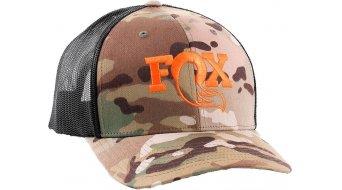 Fox Multi Camo Trucker Snapback Kappe Gr. unisize