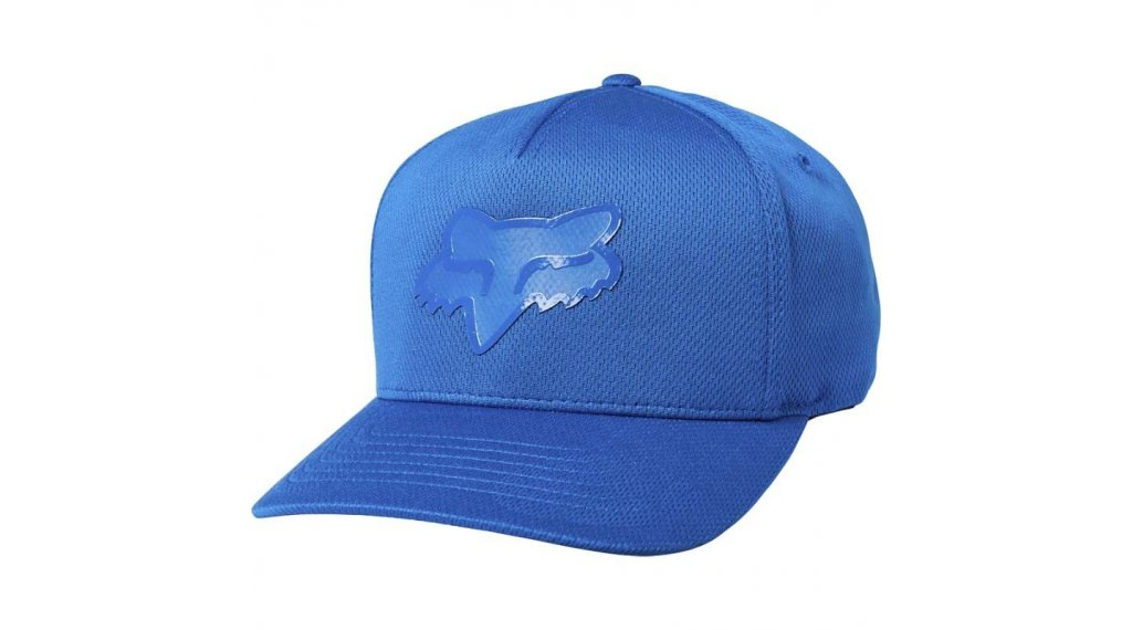 FOX Stay Glassy Flexfit Cappellino da uomo mis. S/M royal blu