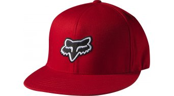 Fox The Steez Kappe Herren-Kappe Fitted Hat Gr. L/XL red