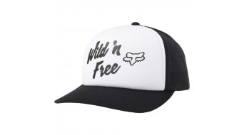 FOX Desert Trucker Snapback cap ladies unisize white/black