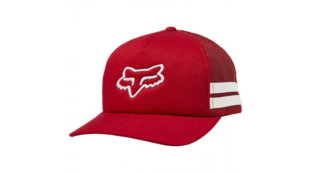 Fox Head Trik Trucker Snapback Kappe Damen Gr. unisize chili