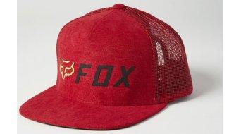FOX Apex Snapback casquette hommes Gr. taille unique rouge