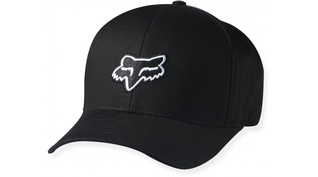 Fox Legacy Flexfit Kappe Herren Gr. XXL black