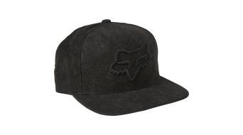 FOX Instill 2.0 Snapback cap men size_ unisize _black/black