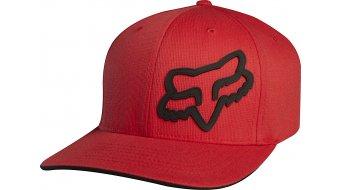 Fox Signature Flexfit Hat Kappe Herren Gr. S/M red