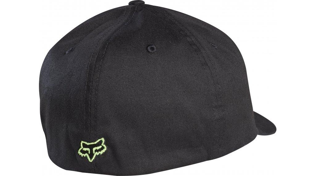 4149a54980237 FOX Flex 45 Flexfit Hat cap men size S M black green