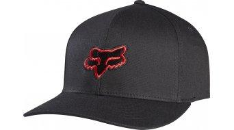 FOX Legacy Flexfit sapka sapka férfi Méret XS/S black/red