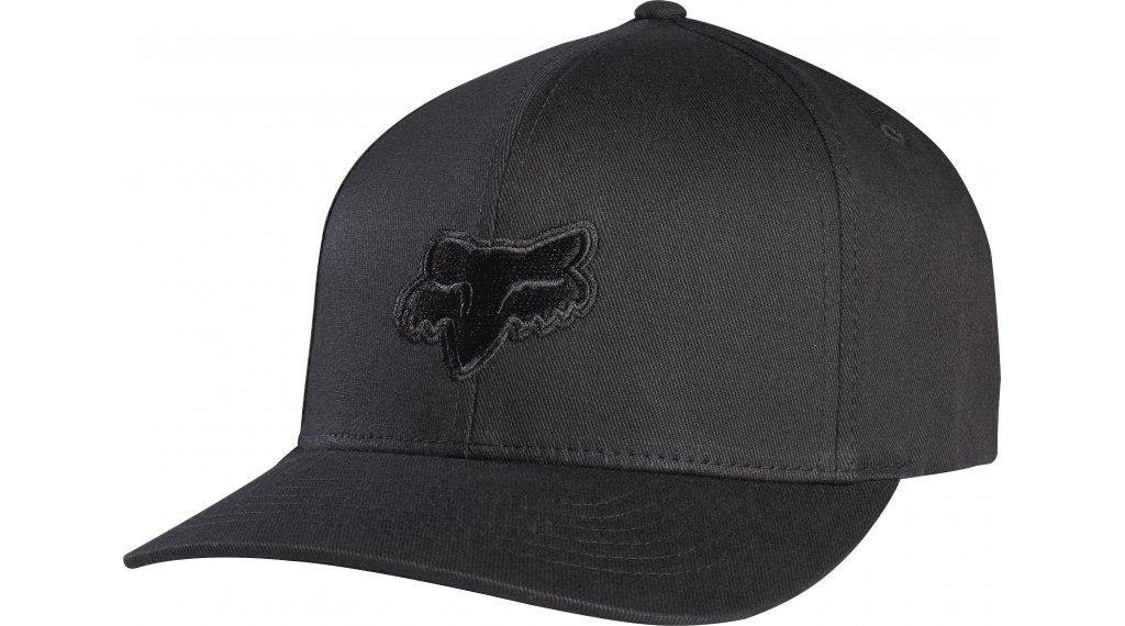 Fox Legacy Flexfit Kappe Herren Gr. XS/S black/black