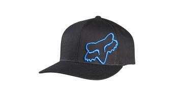 Fox Flex 45 Flexfit 帽 男士 型号 XXL black/blue