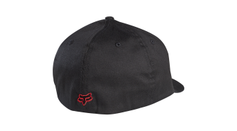 Fox Flex 45 Flexfit Kappe Herren Gr. XXL black/red