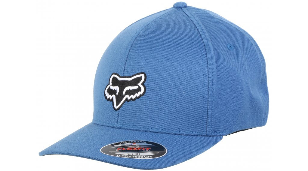 FOX Legacy Flexfit cap men size S/M dusty blue