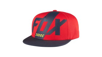 FOX Scalene Youth Snapback enfants capuchon taille unique dark red