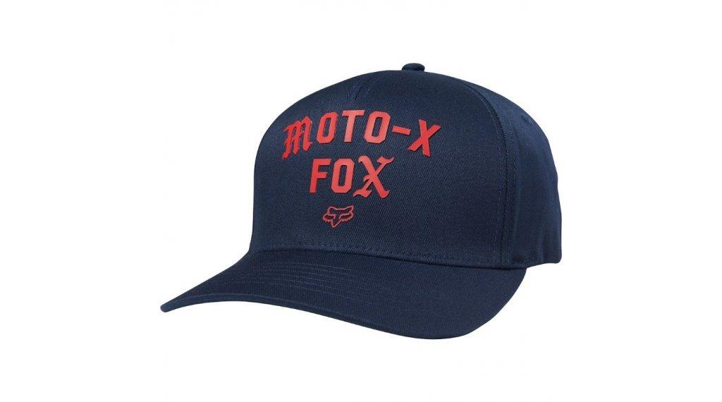 Fox Arch Flexfit Kappe Herren Gr. S/M midnight