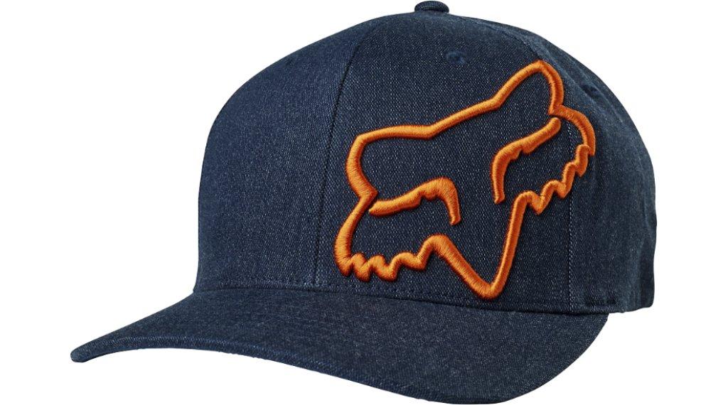 cddab754 FOX Clouded Flexfit Hat cap men size L/XL navy