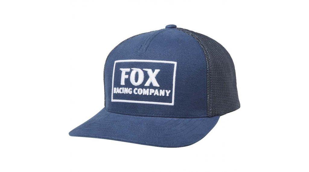 FOX Heater Snapback cap men unisize navy