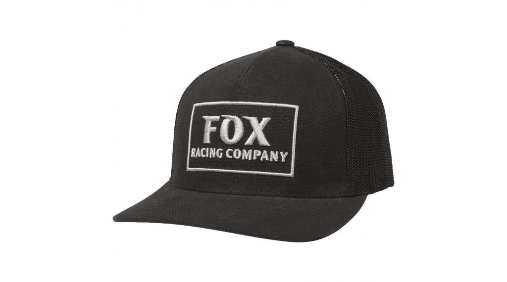 FOX Heater Snapback cap men unisize black