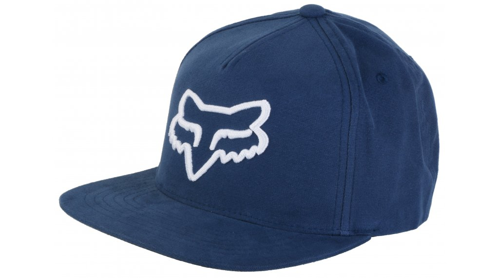 Fox Instill Snapback gorro(-a) Caballeros tamaño unisize navy/blanco