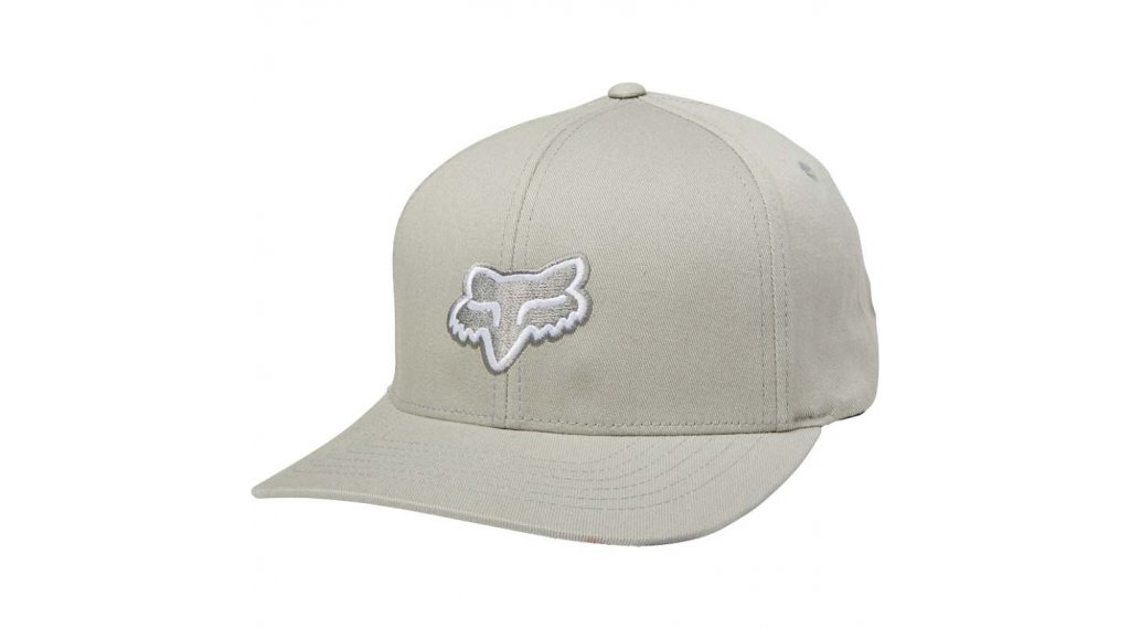 FOX Legacy Flexfit cap men size XXL steel grey