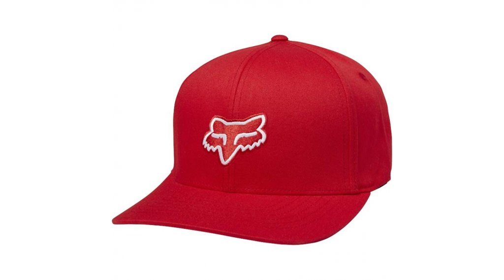 38d396a237354b FOX Legacy Flexfit cap men size XXL dark red