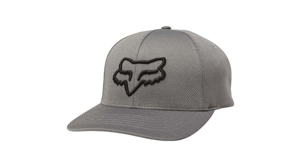 FOX Lithotype Flexfit cap men size S/M dark grey