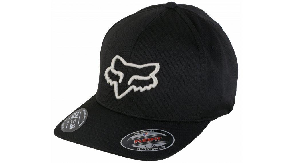 FOX Lithotype Flexfit cap men size S/M black/white