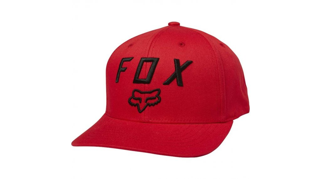 Fox Legacy Moth 110 Snapback Kappe Herren Gr. unisize dark red