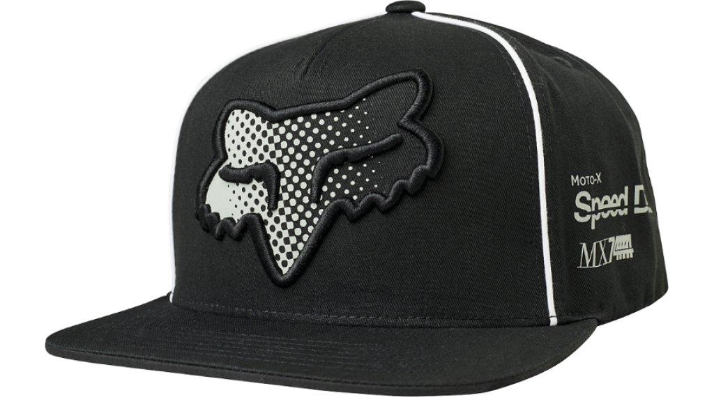 FOX Murc Toner Snapback Hat cap men unisize black 024fa906125