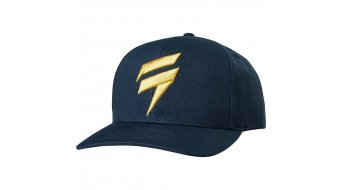FOX Navy Gold Corp Snapback cap men unisize