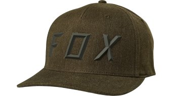 Fox Sonic Moth Flexfit Hat 帽 男士 型号 S/M bark